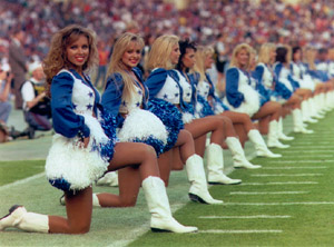 DCC cheer kneel Photos   Cheerleaders